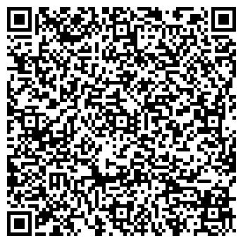 QR-код с контактной информацией организации Афина ВКПФ, ЧП