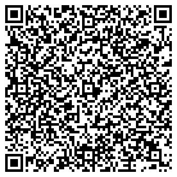QR-код с контактной информацией организации Витрина, ЧП