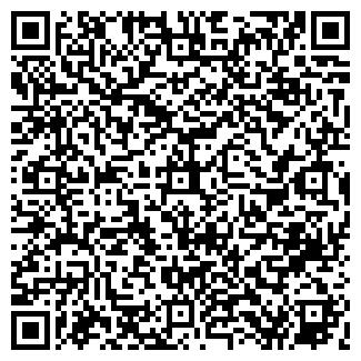 QR-код с контактной информацией организации Кубик, ООО