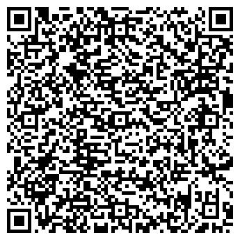 QR-код с контактной информацией организации ТОМИ ТУРС