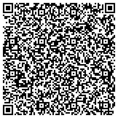 QR-код с контактной информацией организации Мукачевский завод торгового оборудования, ОАО