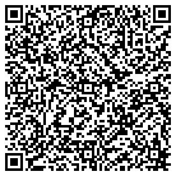 QR-код с контактной информацией организации ЭЛЛИН ЭКСПРЕСС