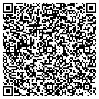 QR-код с контактной информацией организации Семь холмов, ОДО