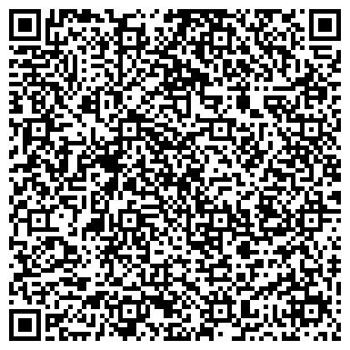 QR-код с контактной информацией организации Субъект предпринимательской деятельности Студия ритуальной флористики