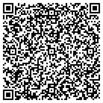 QR-код с контактной информацией организации Техномания