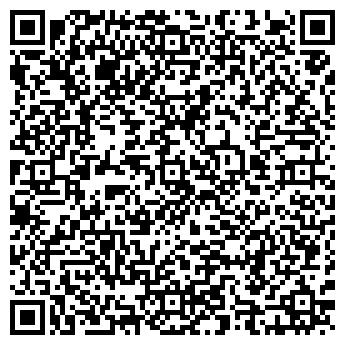 QR-код с контактной информацией организации Afrodita