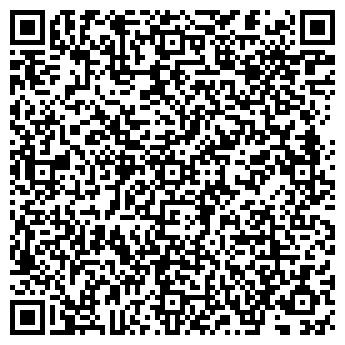 """QR-код с контактной информацией организации магазин """"Флюид"""""""