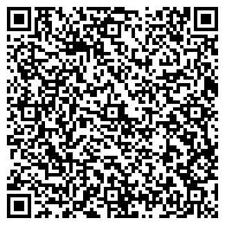 QR-код с контактной информацией организации ЗАО ИНВЕСТЖИЛСТРОЙ