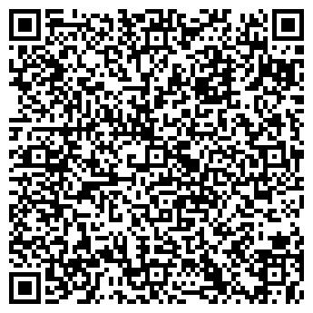QR-код с контактной информацией организации ООО АТКОМ