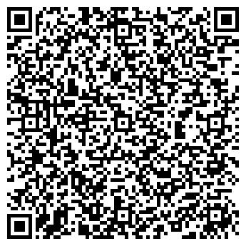 QR-код с контактной информацией организации Частное предприятие ДавыдовDesign