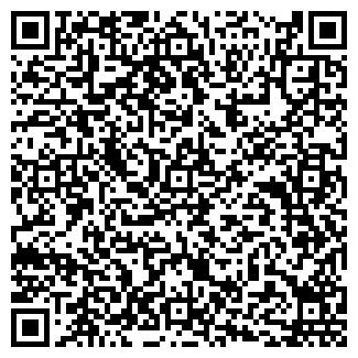 QR-код с контактной информацией организации 123
