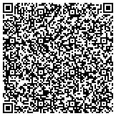 """QR-код с контактной информацией организации Салон сувениров и подарков """"ОМ"""". Авторский дизайн."""