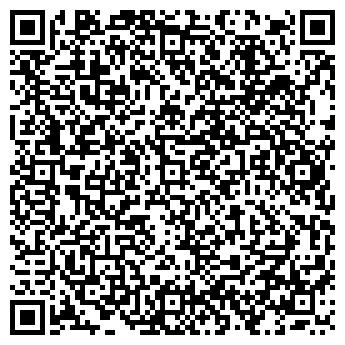QR-код с контактной информацией организации Туссон, ООО