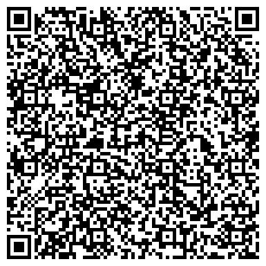 QR-код с контактной информацией организации Публичное акционерное общество Продукция ОАО «Меридиан» им. С. П. Королева