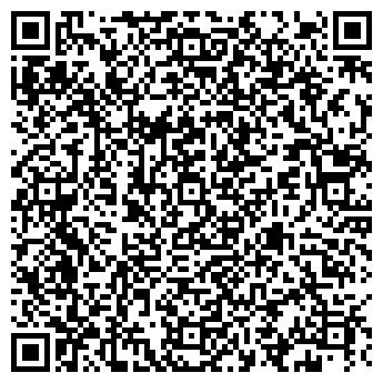 QR-код с контактной информацией организации ООО Торговый Мир