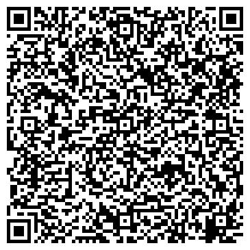 QR-код с контактной информацией организации Интернет магазин Glory Hair