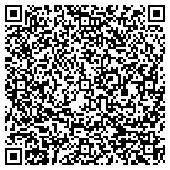 QR-код с контактной информацией организации Мега-Лайн, ООО