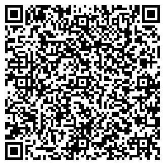 QR-код с контактной информацией организации Trians, ООО