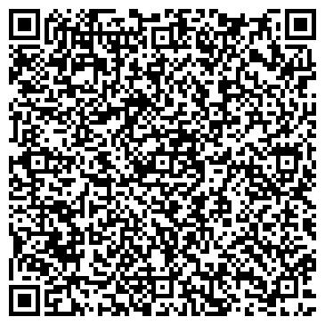 QR-код с контактной информацией организации Материалы для наращивания и завивки ресниц
