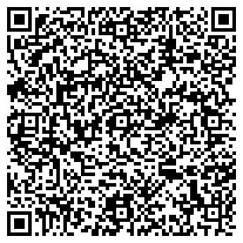QR-код с контактной информацией организации Tangle Teezer