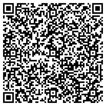 QR-код с контактной информацией организации Интерклуб, ООО