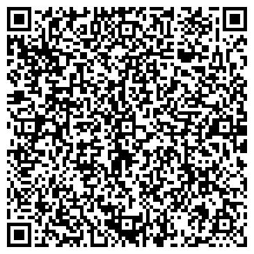 QR-код с контактной информацией организации ЧФ «РОСТ» Прачечное оборудование Украина