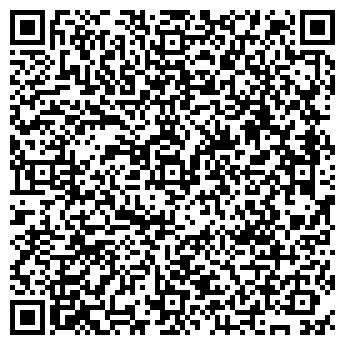 QR-код с контактной информацией организации Вес-сервис, ООО