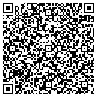 QR-код с контактной информацией организации Аора, ООО