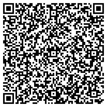QR-код с контактной информацией организации Электрон, ООО