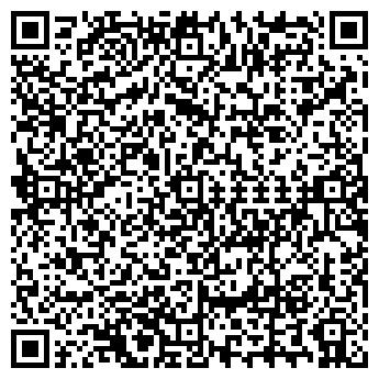 QR-код с контактной информацией организации ЛЕДЯНАЯ РАДУГА, ИП