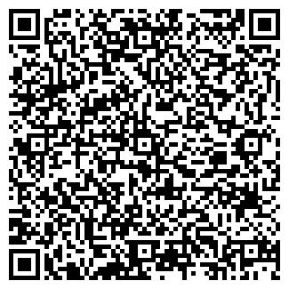 QR-код с контактной информацией организации AdFox