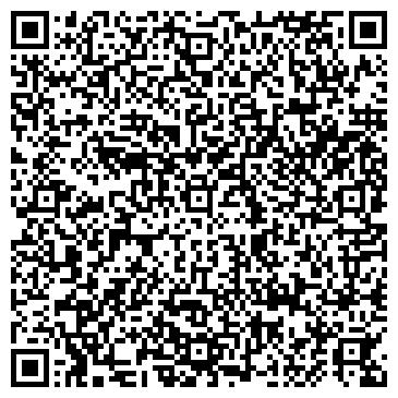 QR-код с контактной информацией организации КАМСКИЙ МАГАЗИН № 8 ООО П И КОМПАНИЯ
