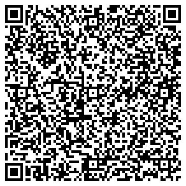 QR-код с контактной информацией организации Браницкий, СПД