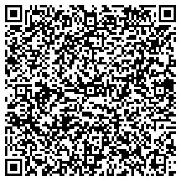 QR-код с контактной информацией организации Ателье авторской мебели Zebrano, СПД