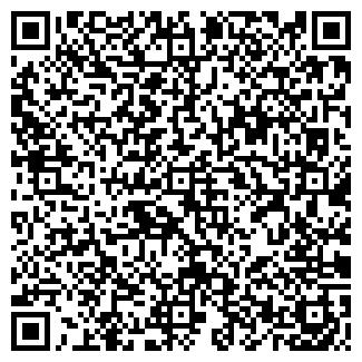 QR-код с контактной информацией организации Глузд, ЧП