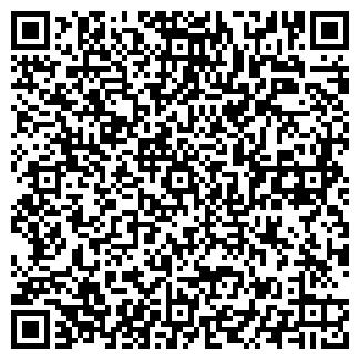 QR-код с контактной информацией организации ООО Мираж