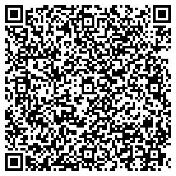 QR-код с контактной информацией организации АЗС-сервис, ИП