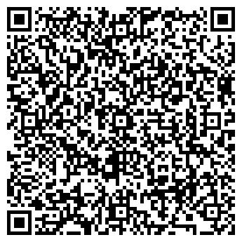 QR-код с контактной информацией организации iPos (АйПос), ИП