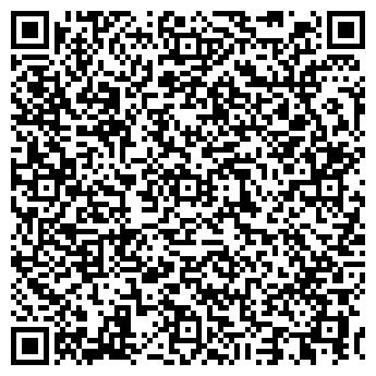 QR-код с контактной информацией организации LeonA-Nails Shop