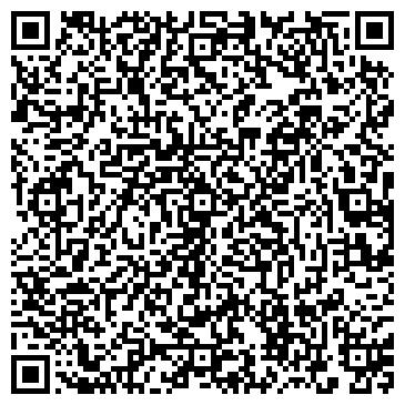 QR-код с контактной информацией организации Ритуальный мир