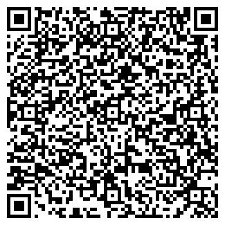 QR-код с контактной информацией организации КОНТАКТ ПРИ ПГТУ