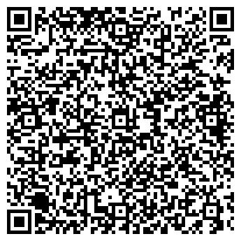 QR-код с контактной информацией организации Пищеторг Сервис