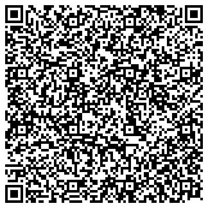 QR-код с контактной информацией организации МОСКОВСКИЙ ГОСУДАРСТВЕННЫЙ УНИВЕРСИТЕТ СЕРВИСА ПРЕДСТАВИТЕЛЬСТВО В Г. ПЕРМИ