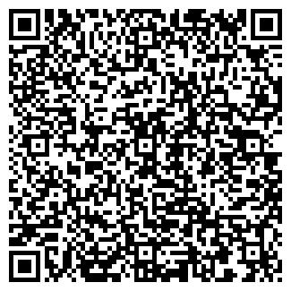 QR-код с контактной информацией организации Testcar