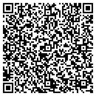 QR-код с контактной информацией организации «Конфетти»