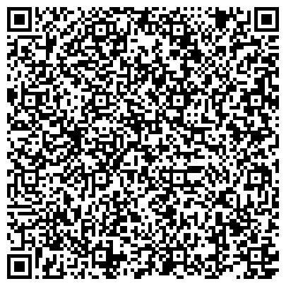 QR-код с контактной информацией организации Дизай-студия авторских свадебных платьев, аксессуаров и декора SPONOMA