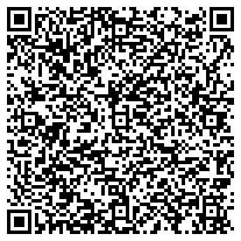 QR-код с контактной информацией организации Lady Victory