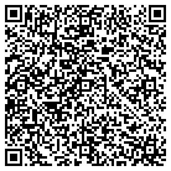 QR-код с контактной информацией организации Субъект предпринимательской деятельности ФЛП Фаныга В. Р.