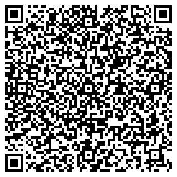 QR-код с контактной информацией организации Технобум, ЧП