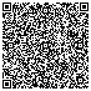 QR-код с контактной информацией организации ALBA студия мебели, ЧП